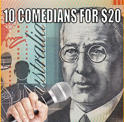 10 for $20 at The Bat & Ball, Redfern