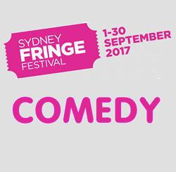 Sydney Fringe Comedy 2017